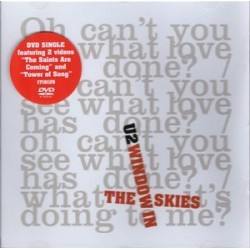 U2 – Window In The Skies - DVD Single - Australia