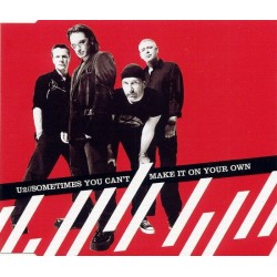 U2 – Sometimes You Can't Make It On Your Own - CD Maxi Single Australia