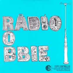 Robbie Williams ‎– Radio - CD Single Cardsleeve