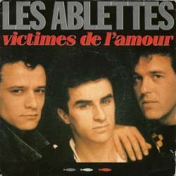 Les Ablettes - Victimes de l'Amour - CD Single