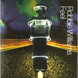 Robbie Williams ‎– Feel - CD Single France