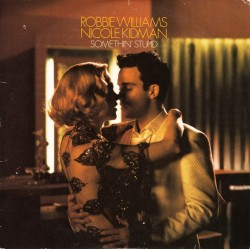 Robbie Williams & Nicole Kidman ‎– Somethin' Stupid - CD Single
