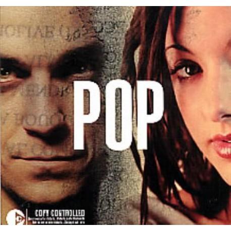 Robbie Williams - Something Beautiful - Pop - Mexican CD Single Promo