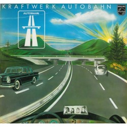 Kraftwerk – Autobahn - LP Vinyl France