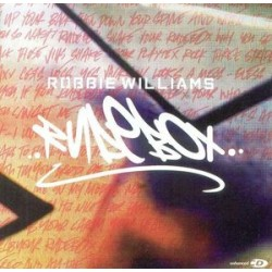 Robbie Williams ‎– Rudebox - CD Maxi Single Australia