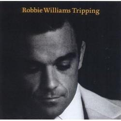 Robbie Williams – Tripping - CD Maxi Single Australia