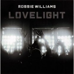 Robbie Williams ‎– Lovelight - CD Maxi Single Australia