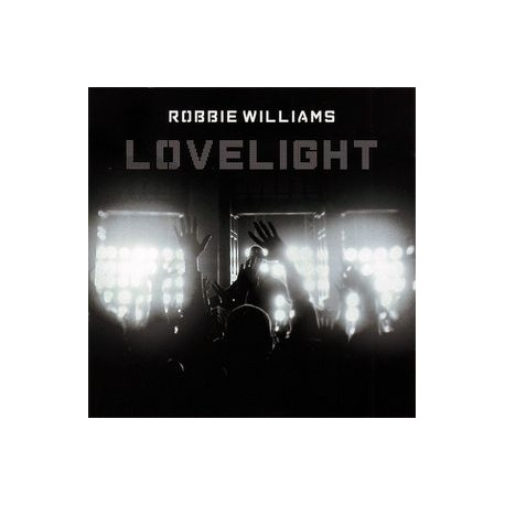 Robbie Williams – Lovelight - CD Maxi Single Australia