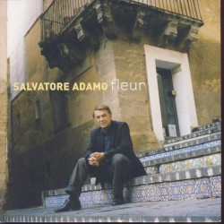 Salvatore Adamo - Fleur - CD Single Promo