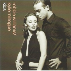 Robbie Williams & Kylie Minogue ‎– Kids - CD Maxi Single