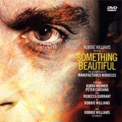 Robbie Williams ‎– Something Beautiful - DVD Single