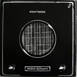 Kraftwerk ‎– Radio-Activity - LP Vinyl