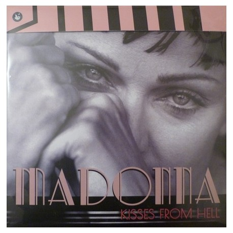 Madonna ‎– Kisses From Hell - Double Vinyl Couleur + Poster