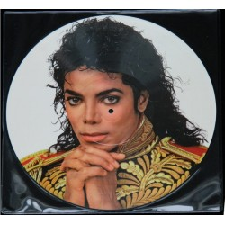 Michael Jackson ‎– King Of Pop - LP Vinyl - Picture Disc