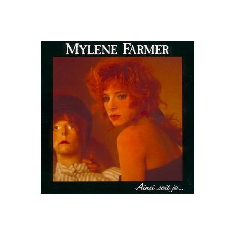 Mylene Farmer – Ainsi Soit Je... - CD Album
