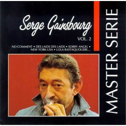 Serge Gainsbourg ‎– Serge Gainsbourg Vol.2 - Master Série - CD Album