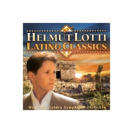 Helmut Lotti With The Golden Symphonic Orchestra – Latino Classics - CD Album