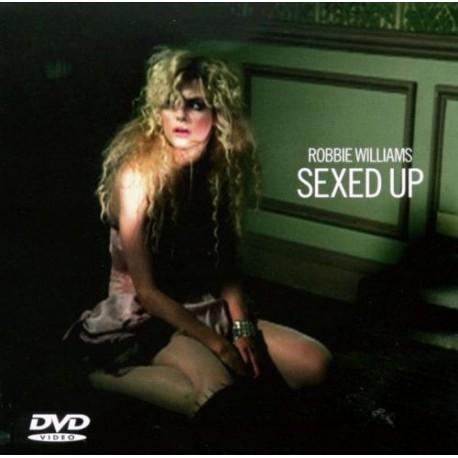 Robbie Williams – Sexed Up  DVD Single