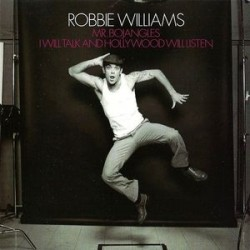 Robbie Williams ‎– Mr. Bojangles - I Will Talk And Hollywood Will Listen - CD Maxi Single Import Italy