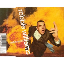 Robbie Williams ‎– Millennium - CD Maxi Single