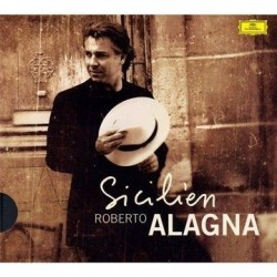 Roberto Alagna - Abballati - Sicilien - CD Single promo