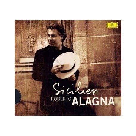 Roberto Alagna - Abballati - Sicilien - CD Single promo