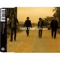 Take That – Patience - CD Maxi Single UK