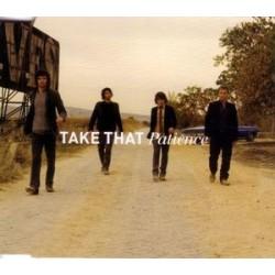 Take That – Patience - CD Maxi Single Australia Enhanced
