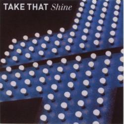 Take That – Shine - CD Maxi Single UK Promo