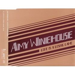 Amy Winehouse – Love Is A Losing Game - CD Maxi Single Promo