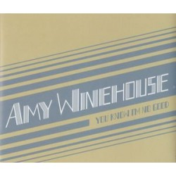 Amy Winehouse ‎– You Know I'm No Good - CD Maxi Single Promo