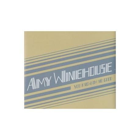 Amy Winehouse – You Know I'm No Good - CD Maxi Single Promo