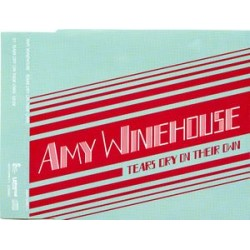 Amy Winehouse ‎– Tears Dry On Their Own - CD Maxi Single Promo