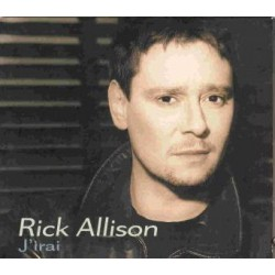 Rick Allison - J'irai - CD Digipack Single Promo