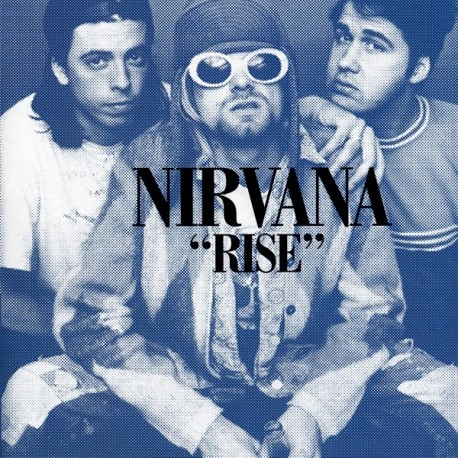 Nirvana ‎– Rise And Fall - LP Vinyl