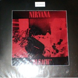 Nirvana – Bleach - LP Vinyl - Test Pressing