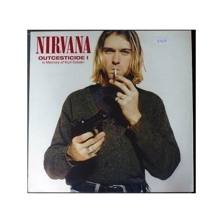 Nirvana – Outcesticide I to V - In Memory Of Kurt Cobain - 5 LP