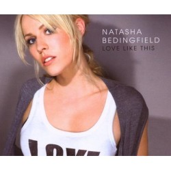 Natasha Bedingfield ‎– Love Like This - CD Single Promo