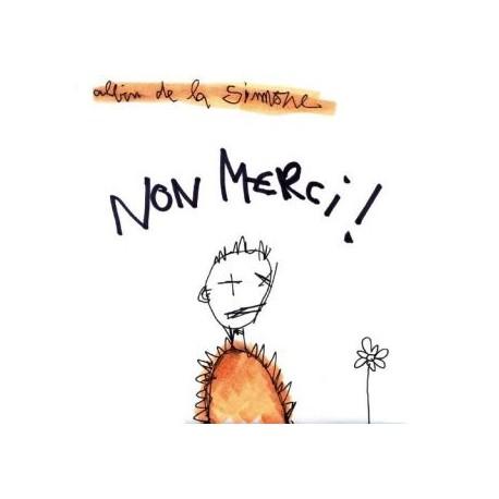 Albin de la Simone - Non Merci - CD Single Promo