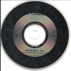 Ray Charles ‎– Say No More - CD Maxi Single Promo