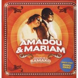 Amadou & Mariam – Dimanche À Bamako - CD Album