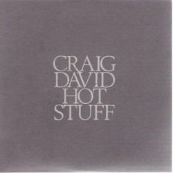 Craig David ‎– Hot Stuff - CD Maxi Single Promo