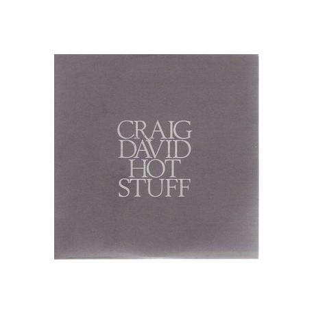 Craig David – Hot Stuff - CD Maxi Single Promo
