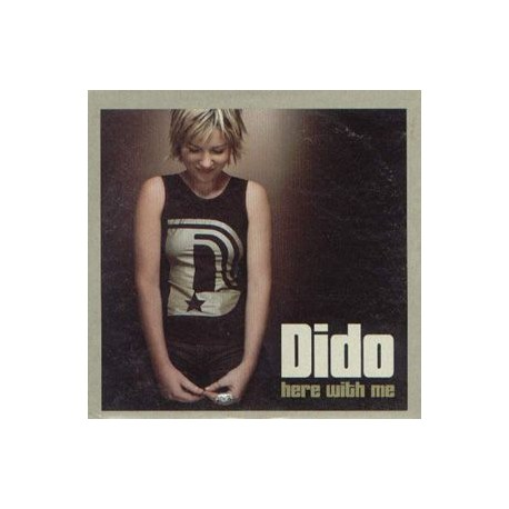 Dido – Here With Me - CD Single