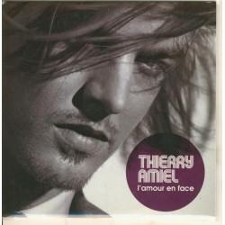 Thierry Amiel - L'Amour en Face - Cd Single Promo