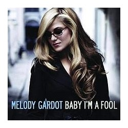 Melody Gardot ‎– Baby I´m A Fool - CDr Single Promo