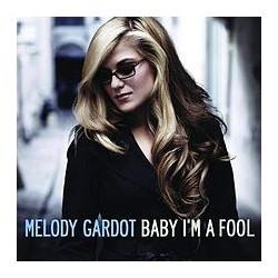 Melody Gardot – Baby I´m A Fool - CDr Single Promo