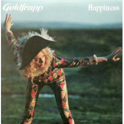 Goldfrapp ‎– Happiness - CD Single Promo