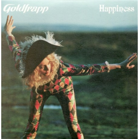 Goldfrapp – Happiness - CD Single Promo