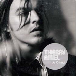 Thierry Amiel – De Là-Haut - CD Single Promo